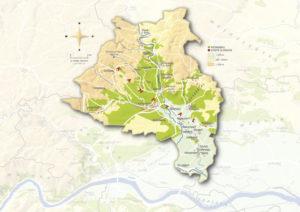 Vinifika-kaart-topografie-Kamptal-2018-web