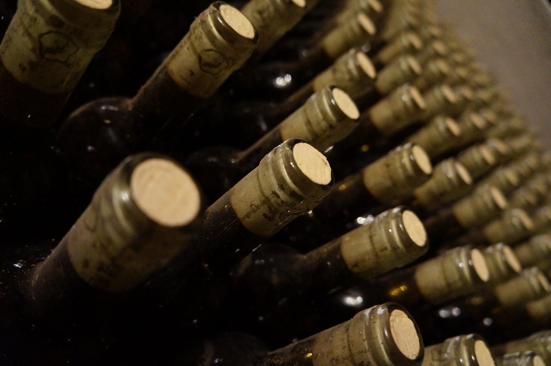 Vijf bewaartips voor wijn
