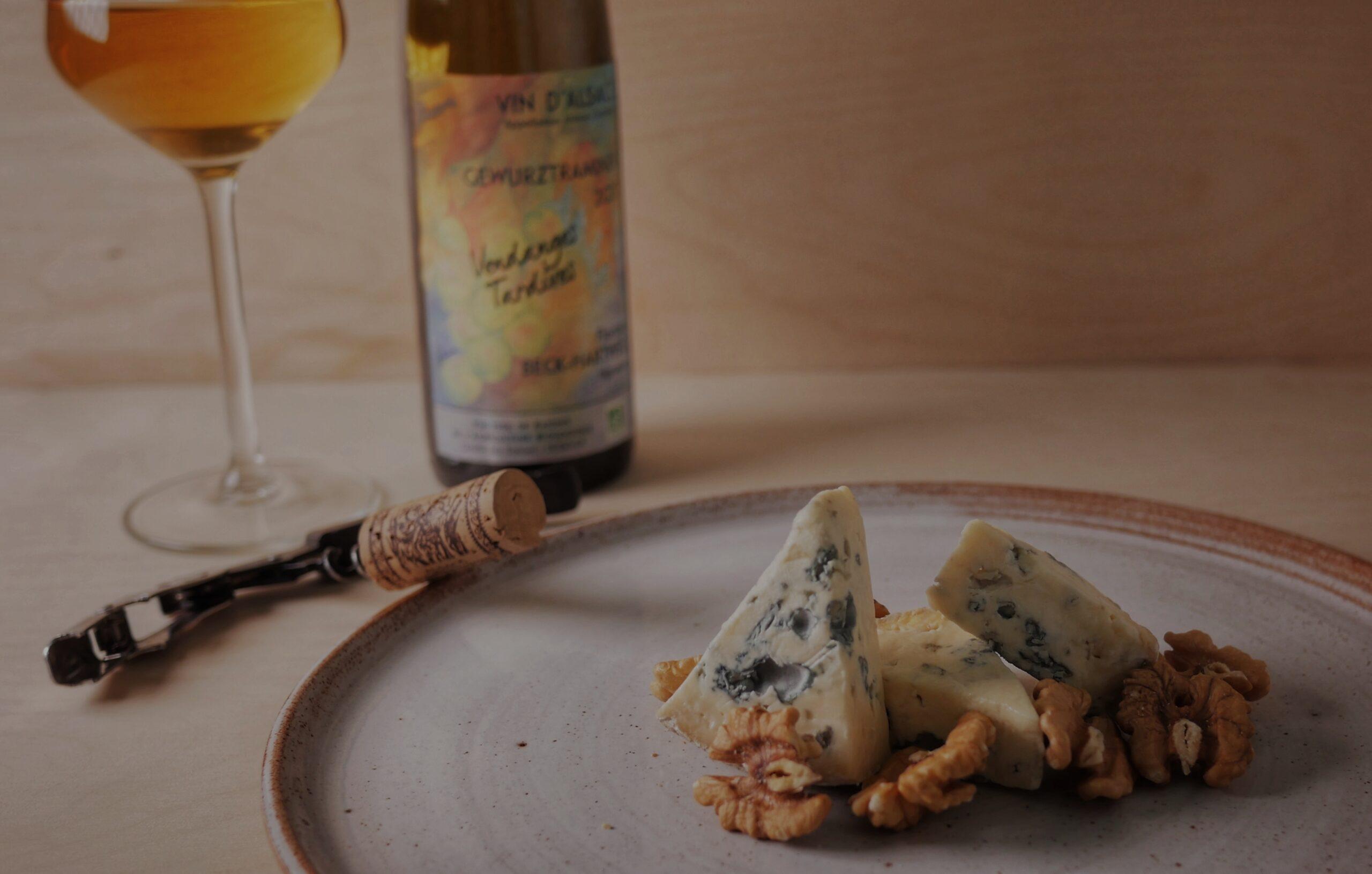 Foodpairing: kaas en witte wijn